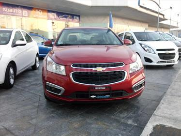 Foto venta Auto Seminuevo Chevrolet Cruze LT Aut (2016) color Rojo Metalizado precio $240,000