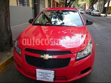 Foto venta Auto usado Chevrolet Cruze LT Aut (2010) color Rojo precio $92,000