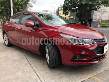 Foto venta Auto Seminuevo Chevrolet Cruze LT Aut (2017) color Rojo precio $236,000