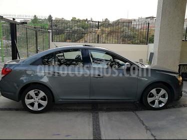Foto venta Auto usado Chevrolet Cruze LT Piel Aut (2011) color Gris precio $121,000