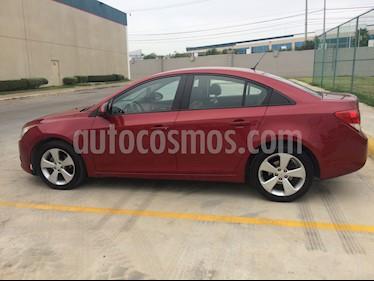 Foto venta Auto usado Chevrolet Cruze LT Piel Aut (2011) color Rojo precio $125,000