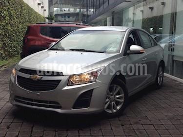 Foto venta Auto Usado Chevrolet Cruze LT Piel Aut (2015) color Plata precio $165,000