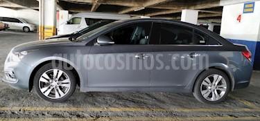 Foto venta Auto usado Chevrolet Cruze LT Piel Aut (2015) color Gris Acero precio $195,000
