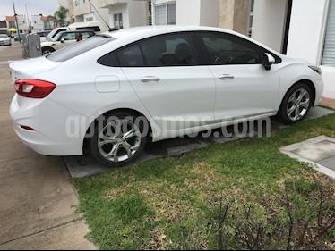 Foto venta Auto usado Chevrolet Cruze LT Tela Aut (2017) color Blanco Galaxia precio $285,000