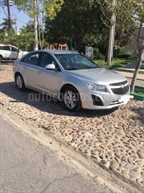 Foto venta Auto Seminuevo Chevrolet Cruze LT (2014) color Gris Aluminium precio $130,000