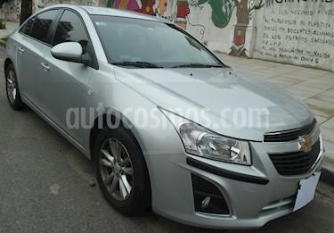 Foto venta Auto Usado Chevrolet Cruze LT (2013) color Plata precio $270.000