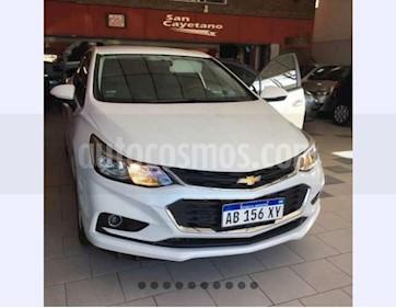 Foto venta Auto usado Chevrolet Cruze LT (2017) color Blanco precio $495.000