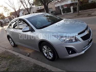 Foto venta Auto Usado Chevrolet Cruze LT (2014) color Gris Claro precio $420.000