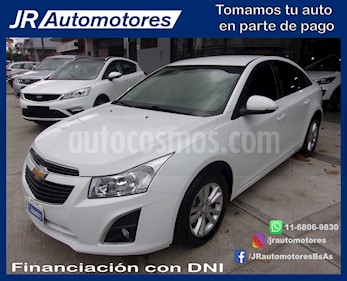 Foto venta Auto Usado Chevrolet Cruze LT  (2015) color Blanco Summit
