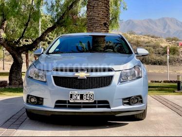 Foto venta Auto Usado Chevrolet Cruze LT (2011) color Celeste precio $255.000
