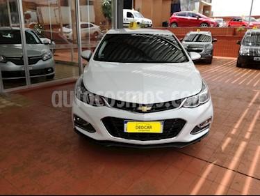 Foto venta Auto usado Chevrolet Cruze Ltz Nafta (2017) color Blanco precio $695.000