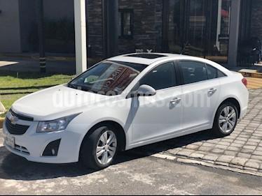 Foto venta Auto Seminuevo Chevrolet Cruze LTZ Turbo Aut (2013) color Blanco precio $158,000