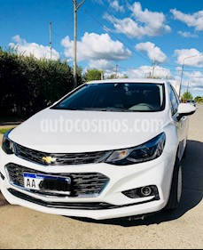 Foto venta Auto usado Chevrolet Cruze LTZ (2016) color Blanco Summit precio $590.000