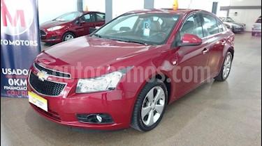 Foto venta Auto Usado Chevrolet Cruze LTZ (2012) color Rojo precio $305.000