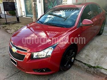 Foto venta Auto Usado Chevrolet Cruze LTZ (2011) color Bordo precio $305.000