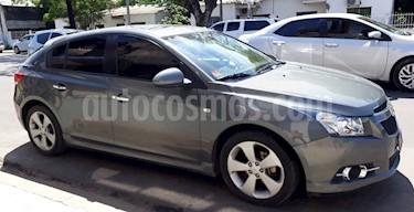Foto venta Auto Usado Chevrolet Cruze LTZ (2012) color Gris Niebla