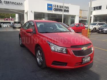 Foto venta Auto usado Chevrolet Cruze Paq A (2010) color Rojo precio $105,000