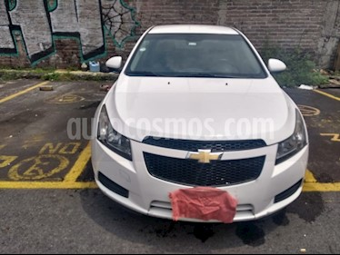 Foto venta Auto Seminuevo Chevrolet Cruze Paq A (2010) color Blanco Galaxia precio $88,500