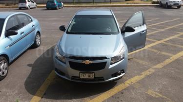 Foto venta Auto Seminuevo Chevrolet Cruze Paq C (2010) color Azul Aqua precio $98,000