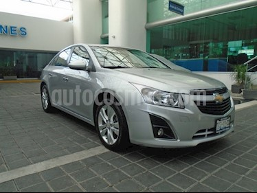 Foto venta Auto Seminuevo Chevrolet Cruze Paq F (2013) color Plata precio $160,000