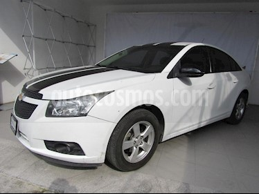 Foto venta Auto Seminuevo Chevrolet Cruze Paq M (2010) color Blanco precio $106,000
