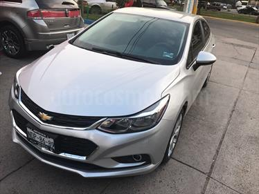 Foto venta Auto usado Chevrolet Cruze Premier Aut (2017) color Gris precio $270,000