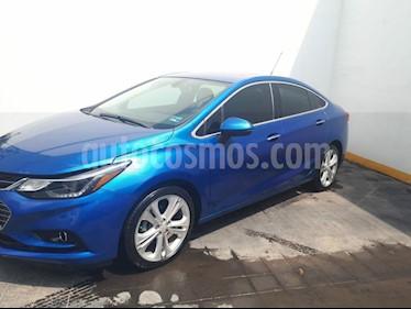 Foto venta Auto Usado Chevrolet Cruze Premier Aut (2017) color Azul precio $329,000