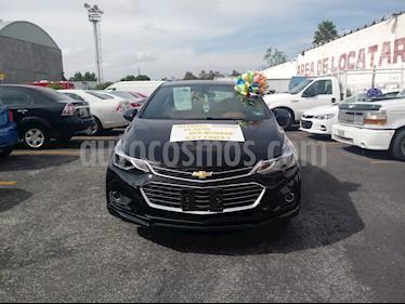 Foto venta Auto Usado Chevrolet Cruze Premier Aut (2018) color Negro precio $385,000
