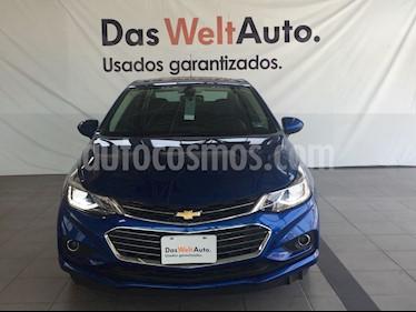Foto venta Auto Seminuevo Chevrolet Cruze Premier Aut (2016) color Azul Metalico precio $265,000