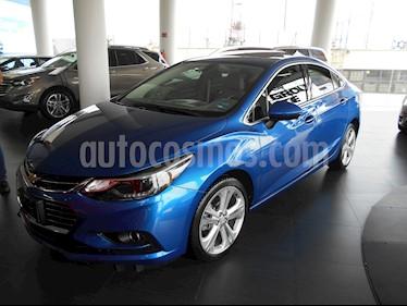 Foto venta Auto Seminuevo Chevrolet Cruze Premier Aut (2017) color Azul Cobalto precio $280,000