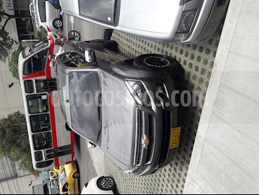 Foto venta Carro usado Chevrolet D-MAX 2.5L 4x4 CD Full (2015) color Gris Acero precio $87.000.000