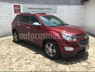 Foto venta Auto Seminuevo Chevrolet Equinox 2.4 PREMIER AUTO (2017) precio $353,000