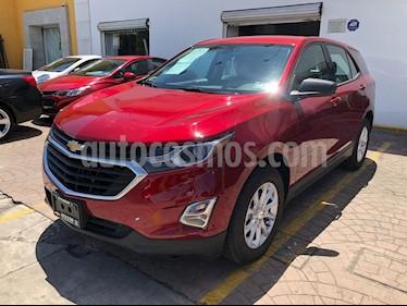 Foto venta Auto Usado Chevrolet Equinox LS Paq. A (2018) color Rojo Cerezo precio $405,000