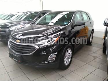 Foto venta Auto Usado Chevrolet Equinox LS Paq. A (2018) color Negro precio $430,000