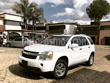 Foto venta Auto Seminuevo Chevrolet Equinox LS Paq. A (2007) color Blanco precio $104,900