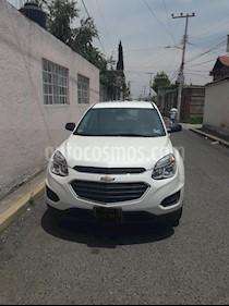 Foto venta Auto usado Chevrolet Equinox LS (2017) color Blanco Mineral precio $280,000