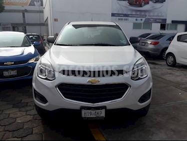 Foto venta Auto Usado Chevrolet Equinox LS (2016) color Blanco precio $254,000