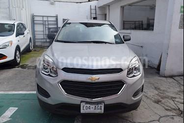 Foto venta Auto Seminuevo Chevrolet Equinox LS (2016) color Plata precio $260,000