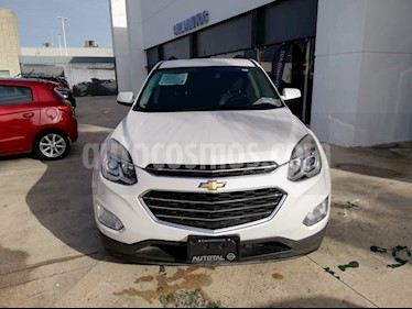 Foto venta Auto Seminuevo Chevrolet Equinox LT Paq. B (2016) color Blanco precio $270,000