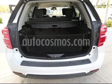 Foto venta Auto Usado Chevrolet Equinox LT Paq. B (2016) color Blanco precio $270,000