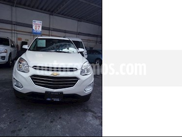 Foto venta Auto Seminuevo Chevrolet Equinox LT Paq. B (2017) color Blanco precio $354,500