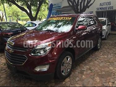 Foto venta Auto Seminuevo Chevrolet Equinox LT Paq. B (2016) color Rojo precio $305,000