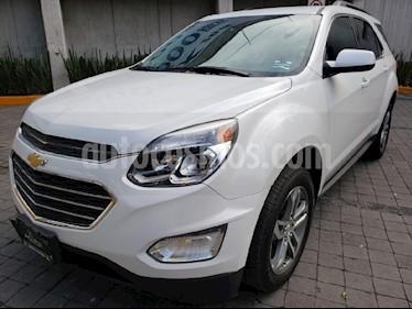 Foto venta Auto Usado Chevrolet Equinox LT (2017) color Blanco precio $315,000