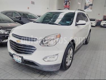 Foto venta Auto Usado Chevrolet Equinox LT (2017) color Blanco precio $339,000