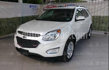Foto venta Auto Usado Chevrolet Equinox LT (2016) color Blanco precio $289,100