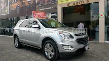 Foto venta Auto Seminuevo Chevrolet Equinox LT (2016) color Plata precio $279,000