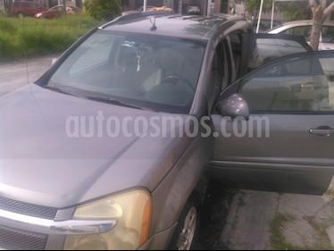 Foto venta Auto Seminuevo Chevrolet Equinox LT (2006) color Gris Oscuro precio $68,000