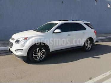 Foto venta Auto Usado Chevrolet Equinox LTZ (2016) color Blanco precio $305,000
