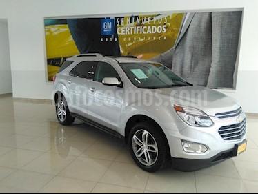 Foto venta Auto Seminuevo Chevrolet Equinox LTZ (2016) color Plata precio $369,900