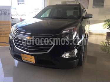 Foto venta Auto Seminuevo Chevrolet Equinox LTZ (2017) color Negro precio $395,000